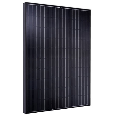 Renogy 250W Monocrystalline Solar Panel Black 2 Pack-0