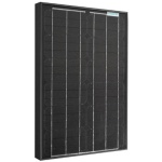 Renogy 30W Monocrystalline Solar Panel Black-0
