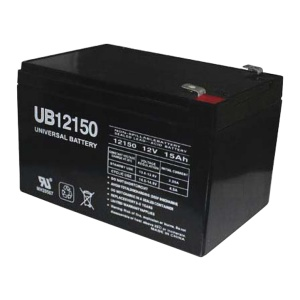 UPG 12V 15AH Sealed Lead-Acid Battery-0
