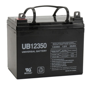 UPG 12V 35AH Sealed Lead-Acid Battery-0