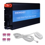Renogy 1000W Off-Grid Battery Power Inverter with Cables-0