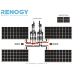 Renogy 400W Monocrystalline Bundle -395