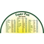 Heirloom Organics Family Variety Seed Pack Vault-680