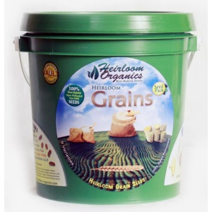 Heirloom Organics Grains Seed Pack-0