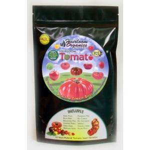 Heirloom Organics Heirloom Tomato Variety Seed Pack-0