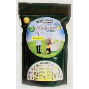 Heirloom Organics Professional Medicine Herb Variety Seed Pack-0