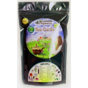 Heirloom Organics Tea Garden Variety Seed Pack-0