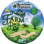 Heirloom Organics Farm Variety Seed Pack-677