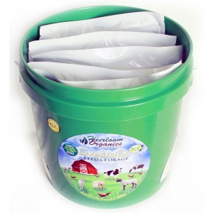 Heirloom Organics Livestock Pack-690