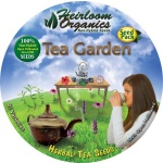 Heirloom Organics Tea Garden Variety Seed Pack-658