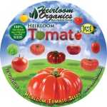 Heirloom Organics Heirloom Tomato Variety Seed Pack-664