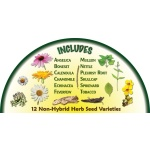 Heirloom Organics Family Medicine Variety Seed Pack-672