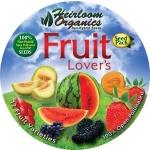 Heirloom Organics Fruit Lover's Seed Pack-646