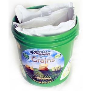 Heirloom Organics Grains Seed Pack-644