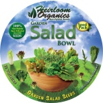Heirloom Organics Salad Variety Seed Pack-662