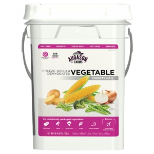 Augason Farms Vegetable Pail