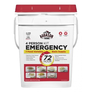 12 Day Emergency Food Supply - Basic-0