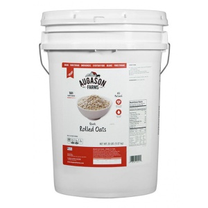 Quick Oats 20lb 6 Gallon Pail-0