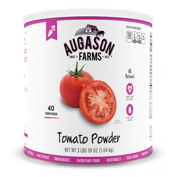 Tomato Powder 58oz Can-0