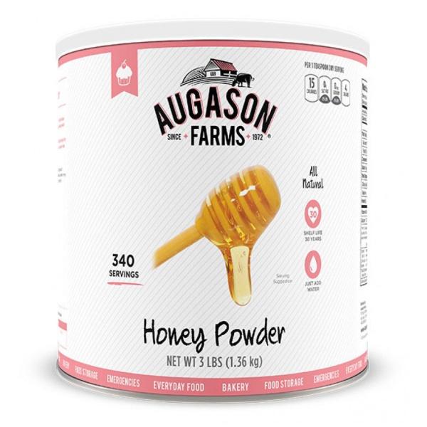 Augason Farms Honey Powder-0