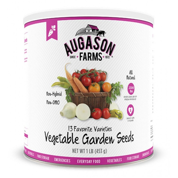 Non-Hybrid Vegetable Variety Garden Seeds-0