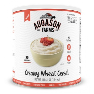 Creamy Wheat Cereal 36 Servings Can-0