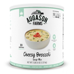 Cheesy Broccoli Soup 33 Servings Can-0