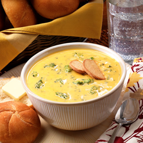 Cheesy Broccoli Soup 33 Servings Can-1058