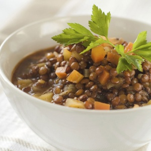 Lentils 48 Servings Can-2077