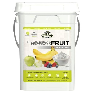 Augason Farms Fruit Variety Pail