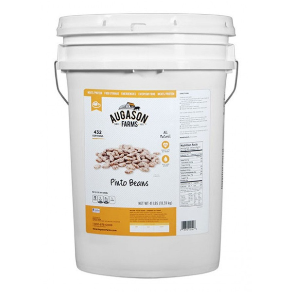 Pinto Beans 432 Servings-0