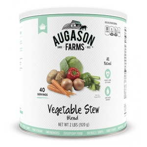 Vegetable Stew 40 Servings Can Gluten Free-0