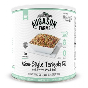 Asian Style Beef Teriyaki 41.92oz Can-0