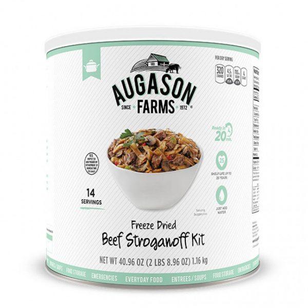 Beef Stroganoff 14 Servings Can-0