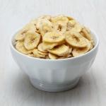 Gluten Free Banana Slices 14lb 6 Gallon Pail-1888