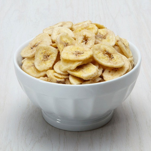Honey Coated Banana Slices 22 Servings Can-2058