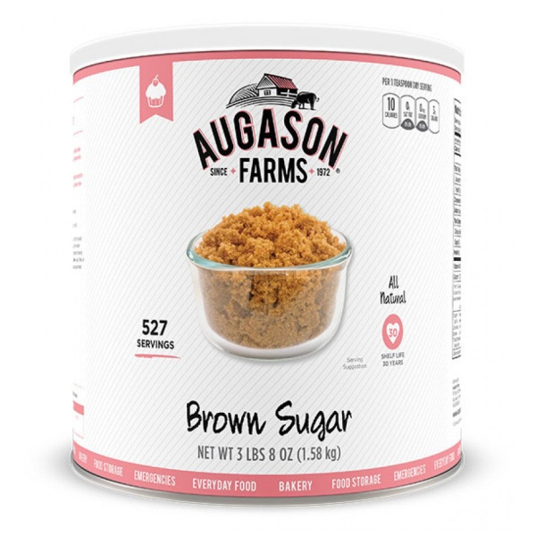 Brown Sugar 527 Servings Can-0