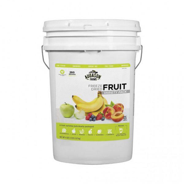Freeze Dried Fruit Pail-0