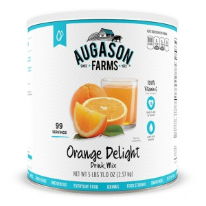 Orange Delight Drink Mix 99 Servings-0