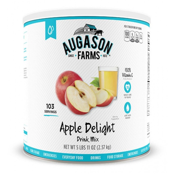 Apple Delight Drink Mix Vitamin C -0