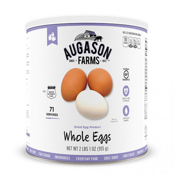 Whole Eggs 33oz Can-0
