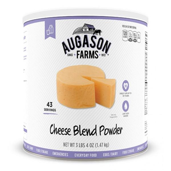 Augason Farms Cheese Powder-0