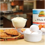 Whole Eggs 18lb 6 Gallon Pail-819