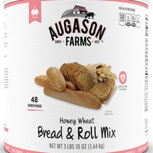Honey Wheat Bread 58oz Can-0