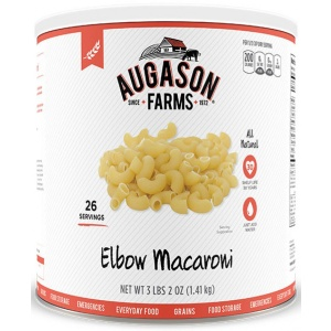 Elbow Macaroni 26 Servings Can-0