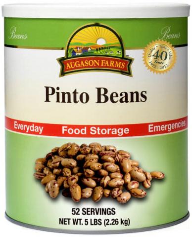 Pinto Beans 80oz Can-0