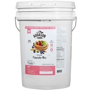 Buttermilk Pancake Mix 28lb 6 Gallon Pail-0