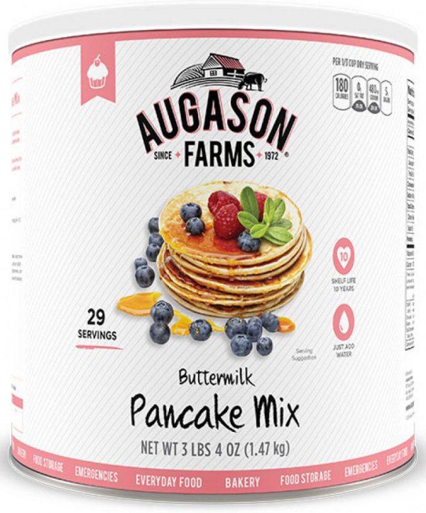 Buttermilk Pancake Mix 52oz Can-0