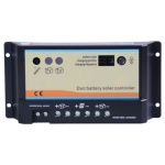 Renogy 20 Amp PWM Dual Battery Charge Controller-0