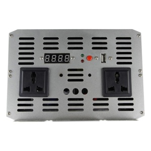 24VDC to 220VAC 3000W (Peak 6000W) Pure Sine Wave Power Inverter-1177